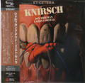 Wofgang Dauner / Et Cetera - Knirsch with Jon Hiseman Japanese mini lp SHM-CD