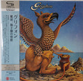 Gryphon -  same   Japanese mini lp SHM-CD