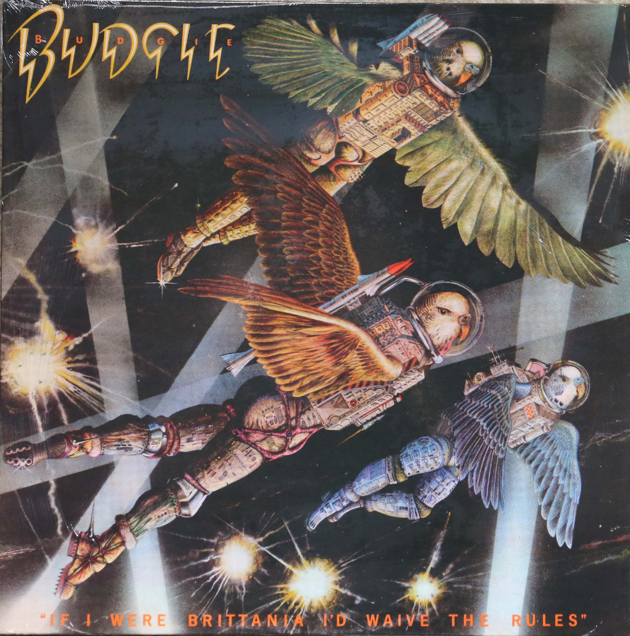 The Best Of Budgie - Budgie mp3 buy, full tracklist