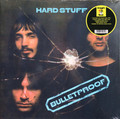 Hardstuff - Bulletproof  lp reissue  180 gram vinyl with poster and cd