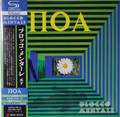 Blocco  Mentale - POA  Japanese mini lp SHM-CD