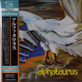 Alphataurus - same  Japanese mini lp SHM-CD