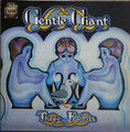 Gentle Giant - Three Friends  lp reissue