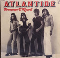 Atlantide - Francesco ti Recordi  lp reissue