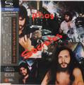 Socrates - Phos Japanese mini lp SHM-CD