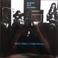 Burnin' Red Ivanhoe - Miley Smile / Stage Recall lp reissue