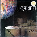 I Califfi - Fiore di Metallo  lp reissue clear orange vinyl
