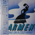 Carmen - Dancing on A Cold Wind   Japanese mini lp SHM-CD