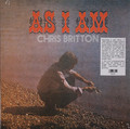 Chris Britton - As I Am  lp reissue