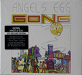 Gong - Angels Egg deluxe 2 cd edition 4 bonus + 10 tracks live France 1973