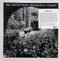 Search Party - Montgomery Chapel  180 gram lp reissue