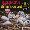 Rebecca and the Sunny Brook Farmers - Birth   lp reissue plus insert
