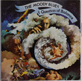 Moody Blues - A Question of Balance  original lp 1 copy only  UK Threshold with insert