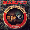 Mahjun - Happy French Band  original lp 1 copy only  French Gratte-Ciel has split