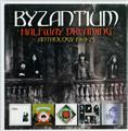 Byzantium - Halfway Dreaming Anthology 1969-75 5 cds Ora, all 4 Byzantium