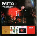 Patto - Giving It All The Way The albums 1970-1973 4 cd box set