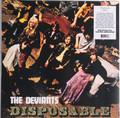 Deviants - Disposable lp reissue  180 gram vinyl