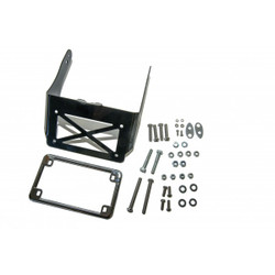 Dyna Wide Glide 2010 & Later Turn Signal License Plate Relocation Kit