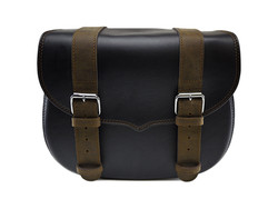 Motorcycle Saddlebags Throw Over Brown - 509