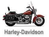 Harley Davidson - Quick Saddlebag Brackets