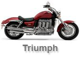 Triumph - Easy Detachable Saddlebag Brackets