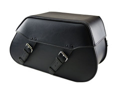 102 Plain Saddlebags