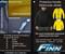 Finn Moto Kevlar Hoodie Info Card