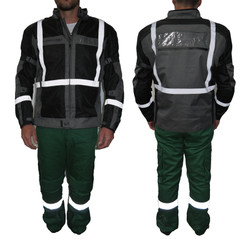SA Ambulance Uniform Concept