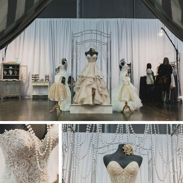 Wedding Gowns, Tablescapes and Wedding Cakes from the Marry Me ...