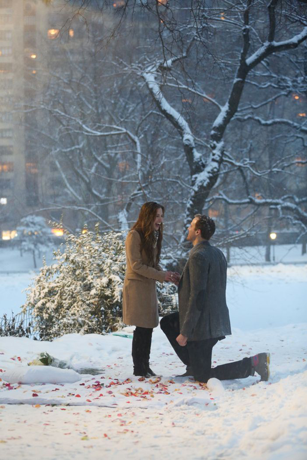 Best Ways To Propose In Nature