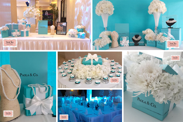 f517e9c1fd Quinceanera. (Source  http   seshalynspartyideas.com tiffany-co -inspired-party-ideas )