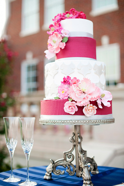 hot wedding cakes pink wedding cake www pixshark images 15343
