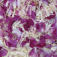 2 Peony Confetti Preserved Freeze Dried Petals