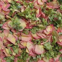 Bill Warriner Preserved Freeze Dried Rose & Hydrangea Petals