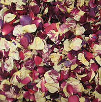 """BB"" Kara's Blend Preserved Freeze Dried Rose Petals"