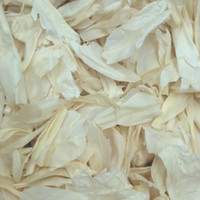 Peony Preserved Freeze Dried PETAL CONFETTI IVORY