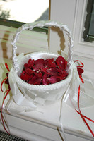 Rebecca & Rich's Flower Girl Basket