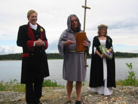 Viking/Medieval Wedding-Norway 3