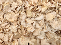 BOGO Imperfect Ivory Rose Petals.  Buy 30 cups get 30 cups free