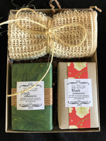 Goat Milk Soap Gift Set by Buffalo Girl Soaps