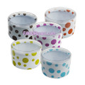2 inch x 1 inch Polka Dot Mini Favor Boxes