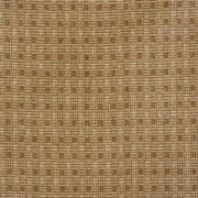 "FADED CHEQUERS.BISCUIT Faded Chequers Biscuit by Mulberry Fabric - Viscose 70%, Cotton 30% France - H"" -, V: 1.379 inches 53.978 inches  - Fabric Carolina -  Mulberry"