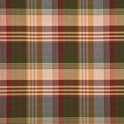 "FD016/584.Y107 Ancient Tartan Mulberry by by Mulberry Fabric - Wool 100% United Kingdom Medium H"" -, V: 9.85 inches 59.1 inches  - Fabric Carolina -  Mulberry"