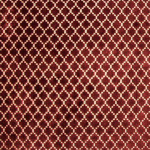 Turnpike Crimson by Kasmir Fabric 5146 57% Viscose 43% Polyester CHINA 24,000 Wyzenbeek Double Rubs Horizontal: 1 2/8 inches and Vertical: 1 5/8 inches 55 - Fabric Carolina -