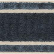 FC1000.H10 Farifield Braid Indigo by Mulberry Fabric Modern Country Cotton 56%, Viscose 44% India see sample Horizontal: see sample and Vertical: see sample 2.758 inches - Fabric Carolina -