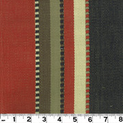 "Apache Black Hills D2452 by Roth and Tompkins Fabric Roth 100% Cotton India - H: 27"", V: N/A 54"" - Fabric Carolina - Roth and Tompkins"
