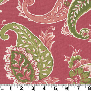 "Beacon Hill Blossom PRI061 by Roth and Tompkins Fabric Roth 100% Cotton India - H: 13.5"", V: 12.5"" 55"" - Fabric Carolina - Roth and Tompkins"