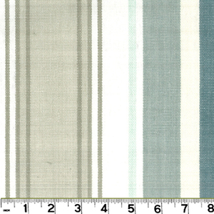 "Bridgewater Spa D2959 by Roth and Tompkins Fabric Roth 100% Cotton India - H: 13 1/2"", V: N/A 54"" - Fabric Carolina - Roth and Tompkins"