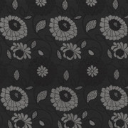 Aalsmeer Noir by Kasmir Fabric 8000 88% Rayon 12% Polyester CHINA 30,000 Wyzenbeek Double Rubs H: 14 inches, V:20 4/8 inches 54 - 56 - Fabric Carolina - Kasmir