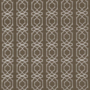 Abacot Taupe by Kasmir Fabric 5068 100% Polyester Embroidery Contents 100% Polyester CHINA Not Tested H: 3 4/8 inches, V:3 6/8 inches 57 - 58 - Fabric Carolina - Kasmir
